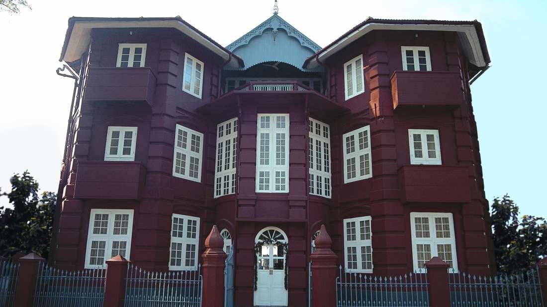 Koder House Cochin Hotel Facade